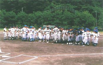 NPO法人 - 野外教室 「野球」